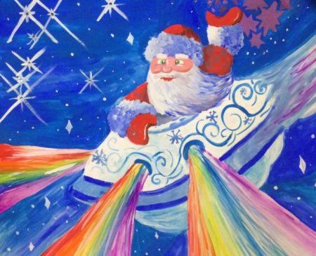 Дед Мороз и стратегии